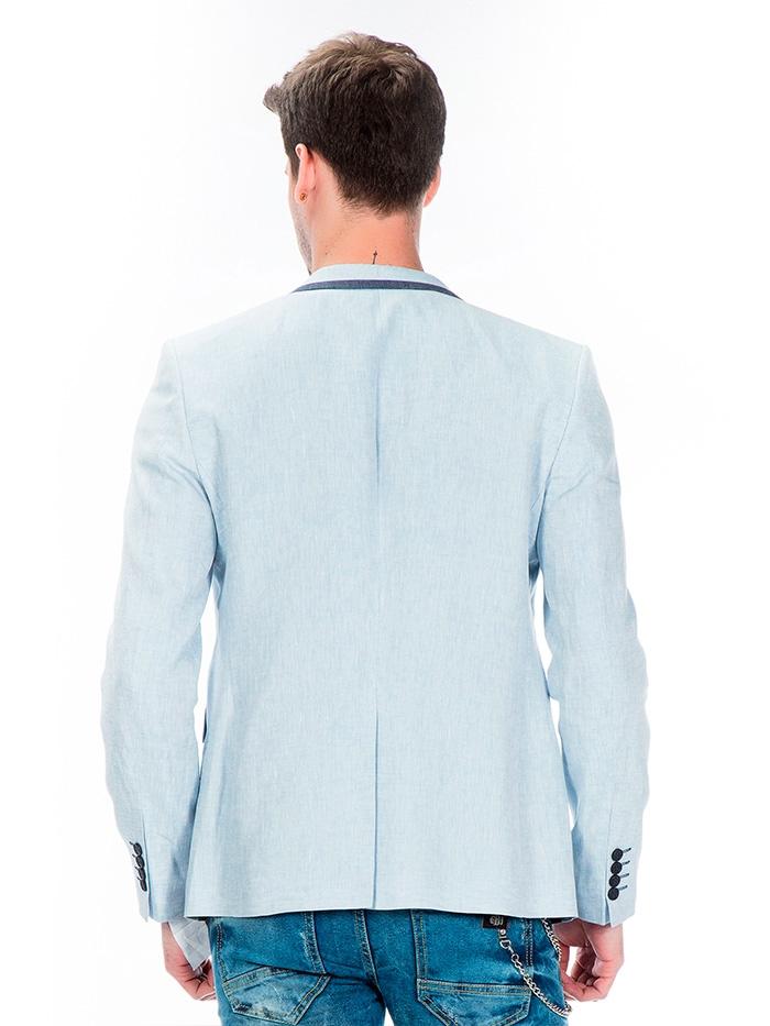 Пиджак Cipo&Baxx CJ222 Голубой